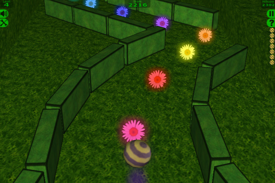 Screenshot BiiBall 3D Lite